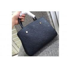 Louis Vuitton M41048 Montaigne MM Emp Bags Black