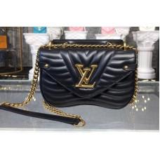 Louis Vuitton M51683 LV New Wave Chain Bags PM Black