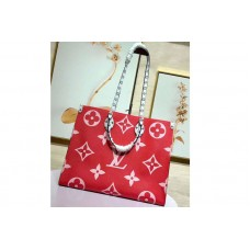 Louis Vuitton M44570 LV Onthego tote bags Monogram coated canvas