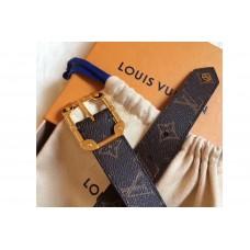 Louis Vuitton lv M9312U Monogram Canvas 30mm Belts