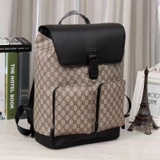 Gucci caleido black print backpack 406369 (1)(kdl-7144)