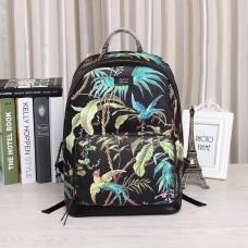 Gucci GG geometry printing  backpack 406369 (3)(kdl-7146)