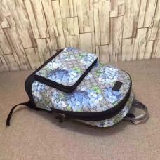Gucci GG geometry printing  backpack 406369 (4)(kdl-7147)