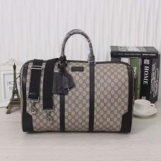 Gucci GG Supreme Canvas Medium Duffle Bag 406380(742103)