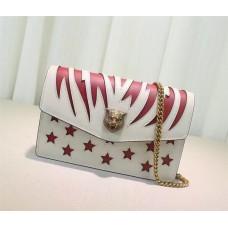 Gucci Broadway leather clutch 443645
