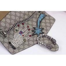 Gucci Dionysus embroidered shoulder bag 403348