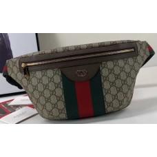 Gucci Vintage GG Web Belt Bag 575082 2019