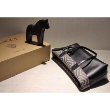 Gucci 368568 Reversible GG Caleido Leather Tote F/W2015
