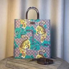 Gucci bengal soft GG supreme tote bag 450950(ks-741308)