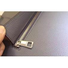 Gucci Gray Leather briefcase 322057