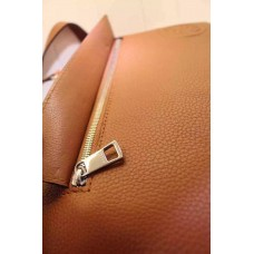 Gucci Brown Leather briefcase 322057