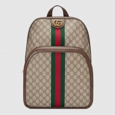 Gucci Men's Ophidia GG Medium Backpack 547967 Beige
