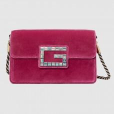 Louis Vuitton N64416 Damier Ebene Canvas Bond Stree Bags Pink