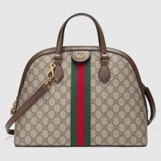Gucci Medium Ophidia GG Top Handle Bag