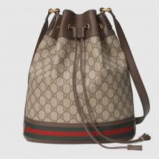 Gucci Ophidia Supreme GG Bucket Bag