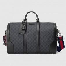 Gucci Soft GG Supreme Carry-on Duffle Bag