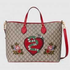 Gucci Limited Edition Soft GG Supreme Tote Bag