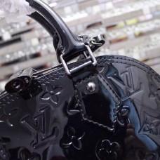 Louis Vuitton Alma BB Bag Black 2015