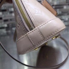 Louis Vuitton Alma BB Bag Beige 2015