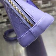 Louis Vuitton Alma BB Bag Lavender 2015