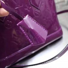 Louis Vuitton Alma BB Bag Purple 2015