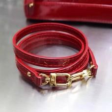 Louis Vuitton Alma BB Bag Red 2015