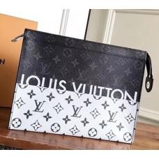 Louis Vuitton Mongram Canvas Zip Pouch M61690