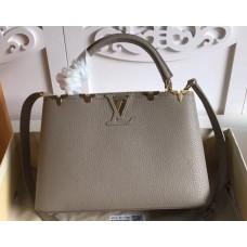 Louis Vuitton Capucines BB Bag Blooms Crown M54665 Galet