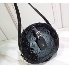 Louis Vuitton Monogram Vernis Leather Boite Chapeau Souple Bag M53999 Noir 2019