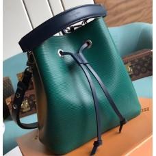 Louis Vuitton Epi Leather NeoNoe BB Bucket Bag M53612 Green