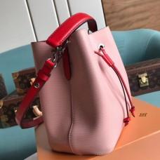 Louis Vuitton Epi Leather NeoNoe BB Bucket Bag M53609 Rose Ballerine