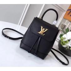 Louis Vuitton Lockme Backpack Mini M54573 Noir 2017