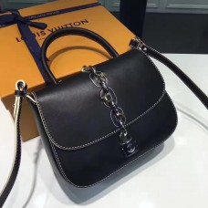 Louis Vuitton Chain It bag PM M54619 black(KD-741802)