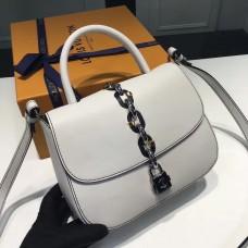 Louis Vuitton Chain It bag PM M54619 White(KD-741803)