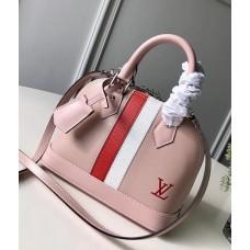 Louis Vuitton Alma BB Handbag M51961 Pink Epi Leather 2018