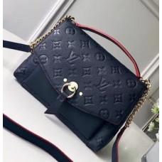 Louis Vuitton Blanche BB Handbag M43781 Marine Blue 2018