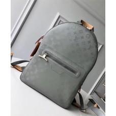 Louis Vuitton Men's Backpack M43882 Monogram Titanium Canvas 2018