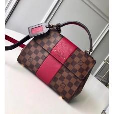 Louis Vuitton Bond Street BB Handbag N41073 Red 2018