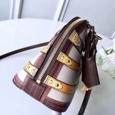 Louis Vuitton Alma BB Time Trunk Bag M52552 2018