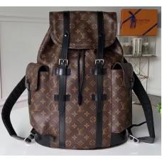Louis Vuitton Monogram Canvas Christopher PM Backpack Bag M43735