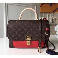 Louis Vuitton Marignan Messenger Bag M44286 Coquelicot 2018
