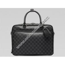 Louis Vuitton Damier Graphite Canvas Icare Bag