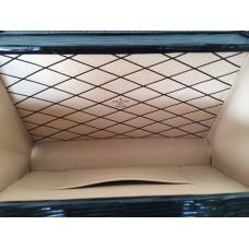 Louis Vuitton Epi Leather Trim Petite Malle Bag orange