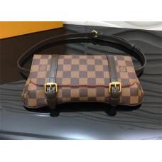 Louis Vuitton Bumbag/Belt Bag Monogram Ebene Canvas 2018