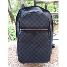 Louis Vuitton Michael Damier Graphite Canvas Backpack