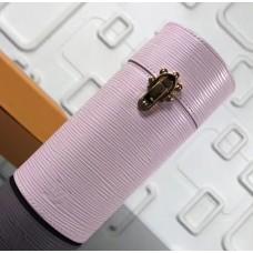 Louis Vuitton 200ml Fragrance Travel Case LS0157 Pink Epi Leather