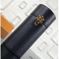 Louis Vuitton 200ml Fragrance Travel Case LS0158 Black Epi Leather