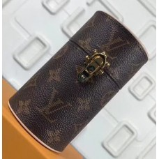 Louis Vuitton 100ml Fragrance Travel Case LS0153 Monogram Canvas
