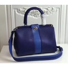 Louis Vuitton Astrid Doctor Bag with Top Handle M54373 Bleu 2018