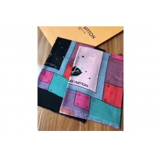 Louis Vuitton 100x200cm Cashmere Scarf And Shawl